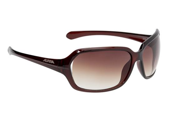 Купить Очки солнцезащитные Alpina 2017 A 70 brown transparent, солнцезащитные, 1225851