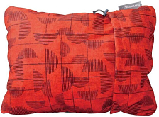Подушка THERM-A-REST 2020 Compressible Pillow M Red Print