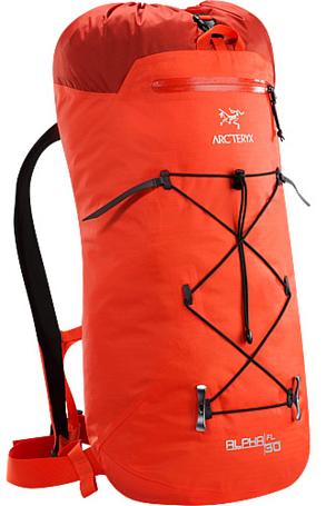 Купить Рюкзак Arcteryx Alpha FL 32L Backpack CAYENNE REG/4 Рюкзаки туристические 1141201