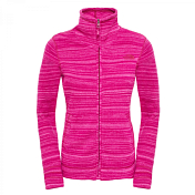 Жакет туристический THE NORTH FACE 2015-16 W CRESCENT SUNSET FZ DRMTC PM STR plum/STR / сливовый