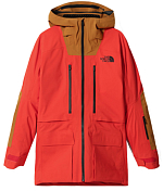 Куртка горнолыжная The North Face 2020-21 A-Cad Futurelight Flare/Timber Tan