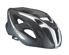 Летний шлемШлемы велосипедные<br>Велосипедный шлем BBB BHE-33 Kite - это яркий представитель среднего класса велосипедных шлемов. <br>Интегрированная конструкция<br>18 вентиляционных отверстий<br>Отверстия для вентиляции в задней части шлема для оптимального распределения потоков воздуха<br>Защитная сетка от насекомых в вентиляционных отверстиях<br>Настраиваемые ремешки для максимально комфортной посадки<br>Простая в использовании система настройки TwistClose, можно настроить шлем одной рукой<br>Съемные мягкие накладки с антибактериальными свойствами и возможностью стирки<br>Светоотражающие наклейки на задней части шлема<br>Размеры: M &amp;#40;55-58 см&amp;#41; и L &amp;#40;57-63 см&amp;#41;