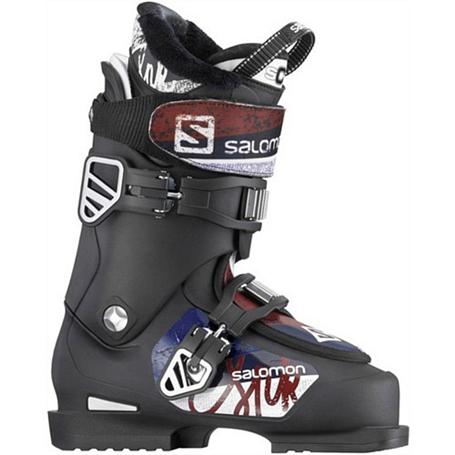 Купить Горнолыжные ботинки SALOMON 2013-14 SPK 85 Black Ботинки горнoлыжные 904276