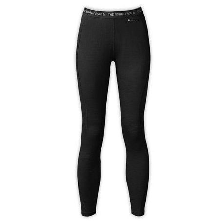 Брюки THE NORTH FACE 2012-13 W WARM TIGHTS (Black) черный