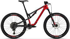 Велосипед Rocky Mountain Thunderbolt Carbon 50 2019 RED/SMOKE