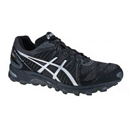 Купить Беговые кроссовки для XC Asics 2013-14 GEL-FUJITRABUCO 2 G-TX черный/серебристый/серый, Кроссовки бега, 918435