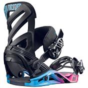 Сноуборд Крепления Salomon 2016-17 Board Bind. Hologram Color