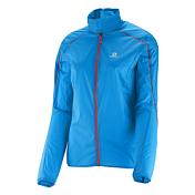 Куртка беговаяОдежда для бега и фитнеса<br>Легкая куртка из эластичной ткани с конструкцией Motion Fit, которая не сковывает движений, — это выбор спортсменов, которые ценят защиту, вентиляцию и комфорт. Воротник с магнитной застежкой остается застегнутым, когда вы расстегиваете куртку для быстрой вентиляции.<br> <br>Технологии: Motion Fit, AdvancedSkin Shield<br>Ткани: Эластичный рипстоп с плотностью 15 денье<br>Покрой: Спортивный покрой Active fit<br>Вес: 87 г<br>Основная часть: Вырезанные лазером отверстия<br>Молния: Магнит, молния на всю длину<br>Швы: Проклеенные швы<br>Внешний вид: Светоотражающий логотип спереди и сзади<br>Нашивка: Пресс-релиз S-LAB<br>Состав: эластан 10 %, полиамид 90 %<br><br>Пол: Унисекс<br>Возраст: Взрослый