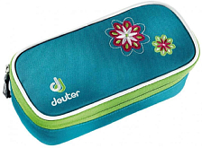 Пенал Deuter Pencil Case petrol flower