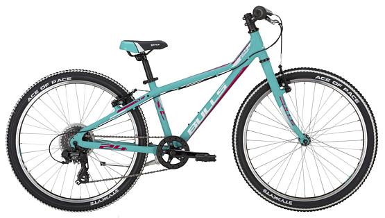 Купить Велосипед Bulls Tokee Lite 24 2017 Зеленый, Подростковые велосипеды, 1339366