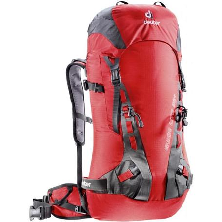 Купить Рюкзак Deuter 2015 Alpine Guide Lite 32+ fire-anthracite Рюкзаки туристические 1073648