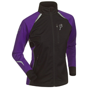 ������ ������� Bjorn Daehlie Jacket CHAMPION Women Black/Tillandsia Purple (������/����������)