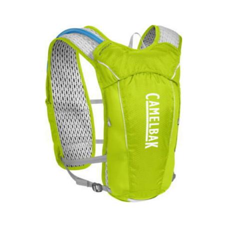 Купить Жилет беговой CamelBak с питьевой системой Circuit Vest рез. 50 oz (1,5L) Lime Punch/Silver Одежда для бега и фитнеса 1339047