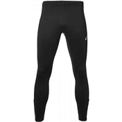Тайтсы беговые Asics 2018-19 Silver Winter Tight Performance Black