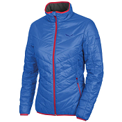 Куртка для активного отдыха Salewa 2017-18 PUEZ 2 PRL W JKT royal blue