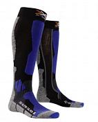 Носки X-bionic 2016-17 X-socks Ski Alpin Silver B040 / Черный