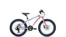Велосипед Format 7413 Boy 2017 Белый