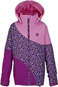 Куртка сноубордическая BURTON 2015-16 GIRLS HART JK PIXI-DOT SGRIA BLOC