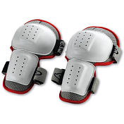 Защита колена NIDECKER 2016-17 Knee guards white/red