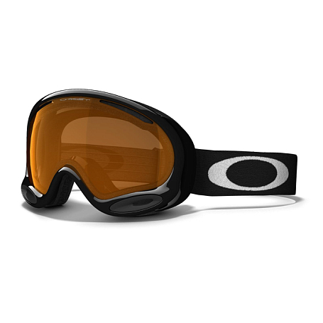 Очки горнолыжные Oakley AFRAME 2.0 JET BLACK PERSIMMON