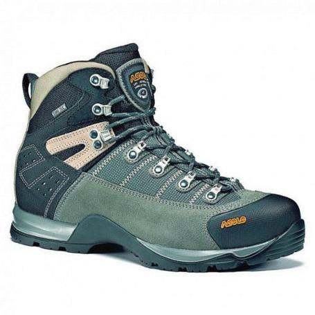Купить Ботинки для треккинга (высокие) Asolo Hike Fugitive GTX MM TNe Sage / Black Треккинговая обувь 899376