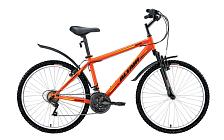 ВелосипедКолеса 26 (стандарт)<br>Горный велосипед с колесами 26 дюймов и стальной рамой. 18 скоростей помогут без усилий преодолеть спуски и подъемы. Прекрасно подойдет для начинающих велотуристов.<br> <br> Стальная рама с колесами 26 дюймов.<br> Размер рамы: 15, 17<br> 18 скоростей<br> Переключатели: SHIMANO TOURNEY RS31/SUN RUN<br> Вилка Partner 30мм<br> Тормоз PROMAX V-br.<br> Алюминиевые обода.<br> Покрышки WANDA 26x2.125<br><br>Пол: Унисекс<br>Возраст: Взрослый