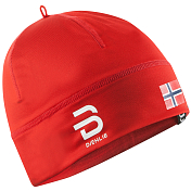 Шапка Bjorn Daehlie 2016-17 Hat POLYKNIT FLAG High Risk Red