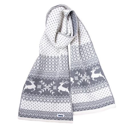 Купить Шарф Kama 2017-18 S17 off white Головные уборы, шарфы 1267719