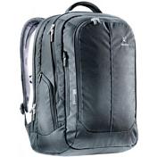 РюкзакРюкзаки городские<br>Вот он: идеальный деловой рюкзак от Deuter. <br>Весь наш высокогорный опыт перенесен в мир офиса: в конечном счете, в жаркий день вы благодарны за отличную вентиляцию вашей спины независимо от того, где вы находитесь. <br>Наружный материал этого&amp;nbsp;&amp;nbsp;рюкзака для ноутбука очень прочный, но при этом имеет спортивный и изысканный вид. <br>Внутри Deuter сосредоточила внимание на продуманной, защищенной организации отделений для хранения ноутбука, планшетника и различных компьютерных аксессуаров. <br>Ничего не будет потеряно и ничего не будет повреждено. <br>Grant Pro поставляется с просторным отдельным основным отделением: это удобно для коротких деловых поездок, где вы хотите отделить личные вещи от деловых.<br>Особенности:<br>- система вентиляции спины Aircontact<br>- большое основное отделение, в которое помещаются папки для бумаг, с мягким отделением для ноутбука 15,6? и планшетника<br>- большой передний карман с органайзером для кабеля, камеры, флэшки и т.п.<br>- большое отделение на молнии для документов<br>- съемный карабинчик для ключей<br>- удобная ручка для переноски<br>- нагрудный ремень<br>- боковое отделение на молнии для документов<br>- эластичные боковые карманы<br>- боковые карманы на молниях<br>- дополнительное отделение размером с папку А4 с встроенным <br>- карманом для документов<br>- два сетчатых отделения для кабеля и зарядного устройства<br>Вес: 1400 г<br>Объем: 30 л<br>Размер: 47/33/26 &amp;#40;В х Ш х Г&amp;#41; см