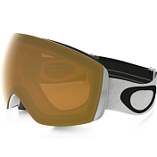 Очки Горнолыжные Oakley 2016-17 Flight Deck XM Matte White/persimmon