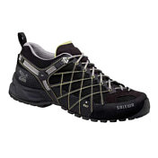 Треккинговые Кроссовки Salewa Tech Approach Women's WS Wild Fire Gtx Black - Sulphur