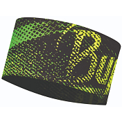 Повязка Buff HEADBAND FLASH LOGO YELLOW FLUOR
