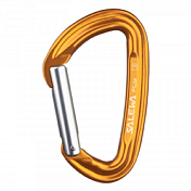 Карабин Salewa Hardware Fly Straight Carabiner Light Orange