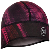Шапка Buff WINDPROOF & TECH FLEECE HAT SOLAR WIND PINK