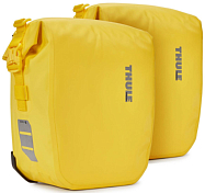 Сумка THULE Pack n Pedal Shield Pannier 13L Pair Yellow