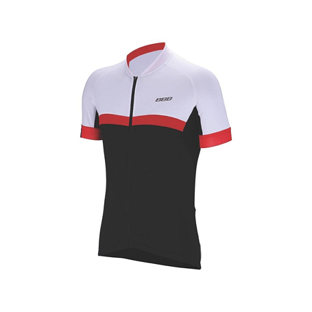 Джерси BBB 2015 RoadTech jersey s.s. black red (BBW-232)