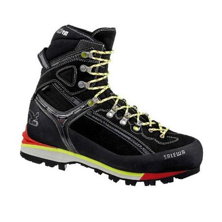 Купить Ботинки для альпинизма Salewa Mountaineering Mens MS BLACKBIRD EVO GTX(W) black-cactus, Альпинистская обувь, 896338