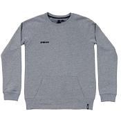 Толстовка Для Активного Отдыха Emblem 2017 Sweatshirt With Pocket Grey / Серый