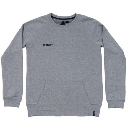 Купить Толстовка для активного отдыха Emblem 2017 Sweatshirt with pocket grey / серый, Одежда туристическая, 1333176