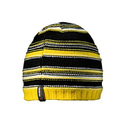 Шапка MAIER 2013-14 Accessories Ringel black/yellow/white (полосатый)
