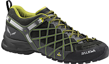 Треккинговые Кроссовки Salewa Tech Approach MS Wildfire S Gtx Black/citro