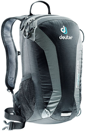 Рюкзак Deuter 2017-18 Speed lite 10 black-granite