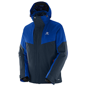 Куртка Горнолыжная Salomon 2016-17 Icerocket Jkt M Big Blue-x/bl Yor