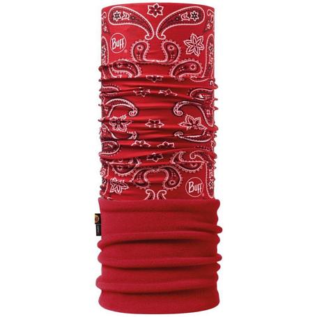 Купить Бандана BUFF POLAR CASHMERE RED / SAMBA Банданы и шарфы Buff ® 1168571