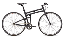 Велосипед MONTAGUE Boston Single Speed 700C 2017 Матовый черный