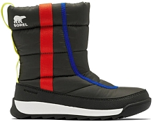 Ботинки Sorel Youth Whitney Coal