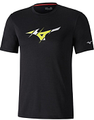 Футболка беговая Mizuno 2018 Impulse Core Graphic Tee