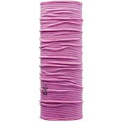 БанданаАксессуары Buff ®<br>Бесшовная бандана-труба для защиты от ветра, пыли, влаги и ультрафиолета. Контроль микроклимата в холодную и теплую погоду, отвод влаги.Допускается машинная и ручная стирка при 30-40°. Материал не теряет цвет и эластичность, не требует глажки. Original BUFF® можно носить на шее и на голове, как шейный платок, маску, бандану, шапку и подшлемник. Для занятий любым видом спорта, активного отдыха, туризма или рыбалки.Размер: 62 х 25,5 см &amp;#40;на обхват головы 53-62см&amp;#41;Материал: 100% мериносовая шерсть.<br><br>Пол: Унисекс<br>Возраст: Детский<br>Вид: бандана