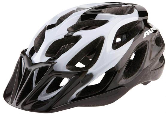 Купить Летний шлем Alpina SMU SOMO THUNDER white-coolgrey, Шлемы велосипедные, 1180193