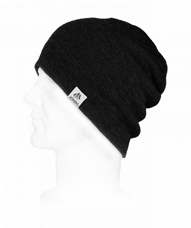 Шапка Jones 2015-16 BASIC BEANIE BLACK